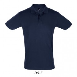 POLO PERFECT HOMME MANCHES COURTES 11346 - SOLS