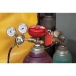 Consignation de vannes de gaz sous pression