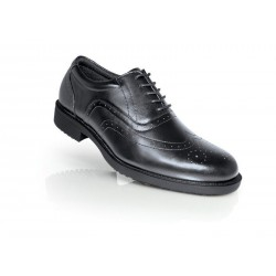 Chaussures de travail antidérapantes EXECUTIVE WING-TIP by Shoes for Crews