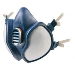 DEMI-MASQUE RESPIRATOIRE GAZ/VAPEUR 3M 4255 - A2P3