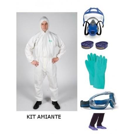 Kit de protection AMIANTE nouvelle réglementation 2015