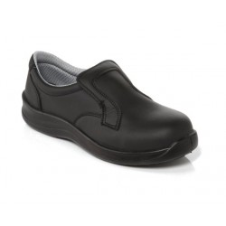 Mocassin agroalimentaire AGRON noir S2 by ProtecNord