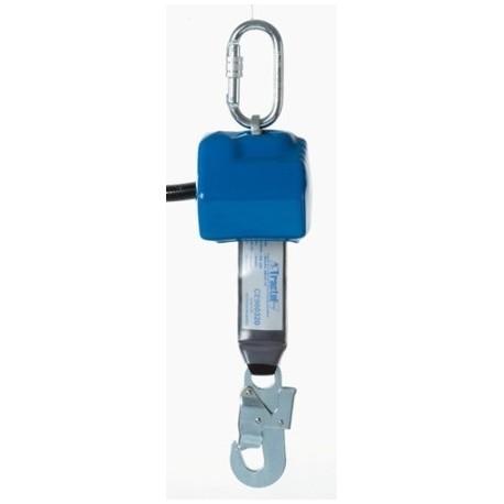 Antichute à enrouleur à rappel automatique