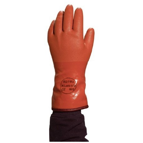 Gants protection froid PVC FOURRE by Showa / Best