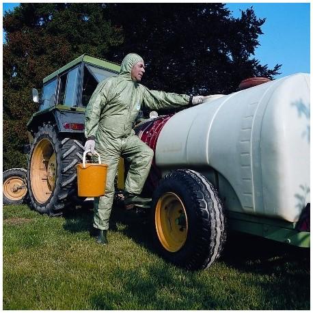 Combinaison de protection TYVEK Classic Xpert vert phytosanitaire