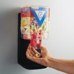 Distributeur de 250 paires de bouchons antibruit SPARK PLUGS by Moldex