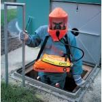 Masque / cagoule d'évacuation rapide isolante SAVER CF10 by Dräger