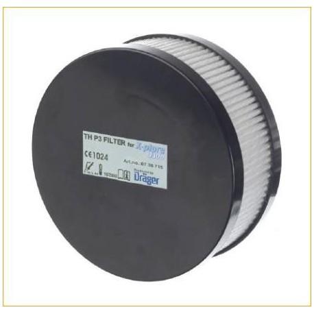Filtre P3 pour ventilation assisté X-PLORE 7300