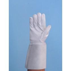 Gants protection thermique TOUT FLEUR AGNEAU soudeur manchette 15cm