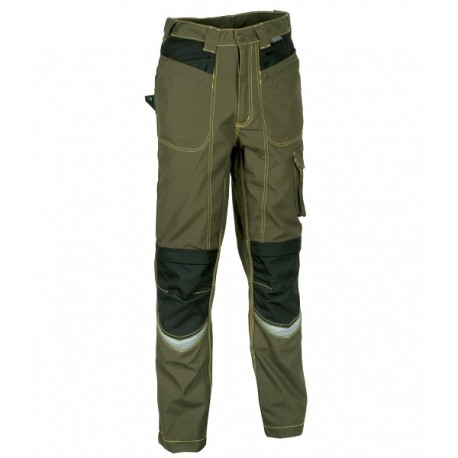 Pantalon de travail multipoches EINDHOVEN by Cofra