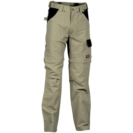 Pantalon de travail 2 en 1 HELSINKI by Cofra