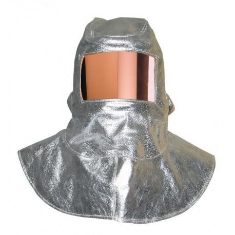 Cagoule aluminisée réflecteur de chaleur by EDC Protection