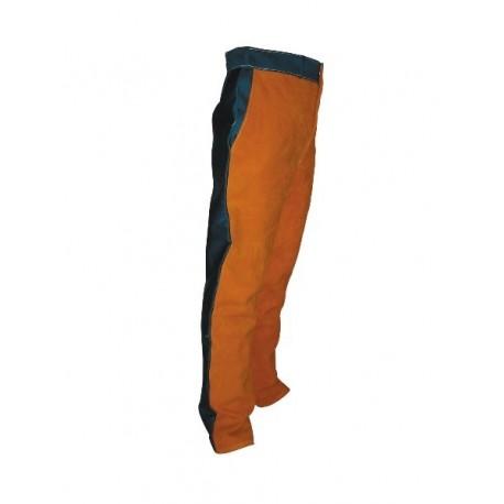 Pantalonn soudeur antichaleur tout croûte RHT by EDC Protection