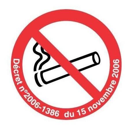 panneau d 39 affichage interdiction de fumer protecnord panneaux. Black Bedroom Furniture Sets. Home Design Ideas