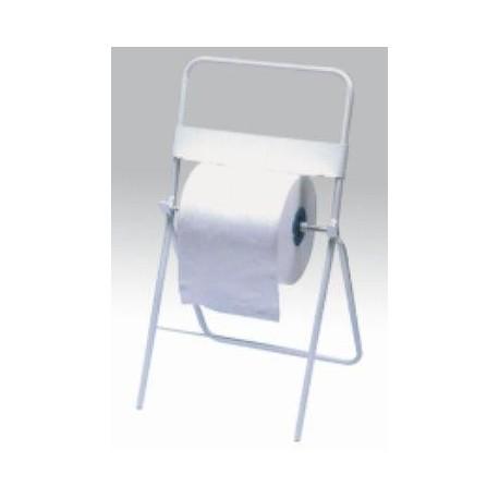 D rouleurs de papier sur pieds protecnord recharges distributeur - Derouleur papier wc sur pied ...
