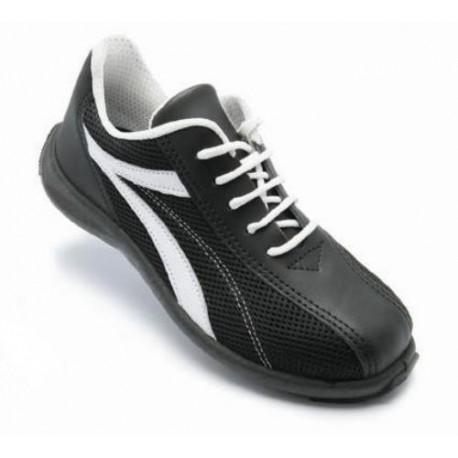 nouveaux styles ee0d9 3fb94 Chaussures de Sécurité Basses S24 Maya S1P SRC Noir pour Femme