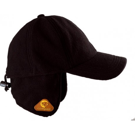 LOT DE 10 CASQUETTES COVERCAP NOIR