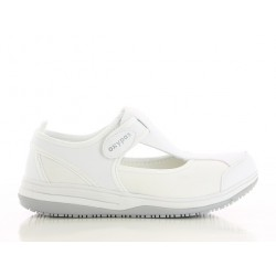 CHAUSSURES CANDY OXYPAS BLANCHES