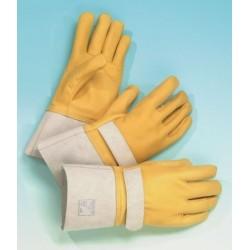 Surgant Cuir Electricien - Protège les gants électricien isolants