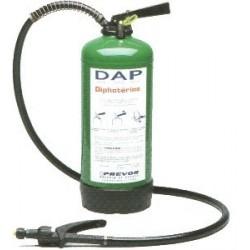 Douche de lavage stérile Diphoterine DAP 5 litres