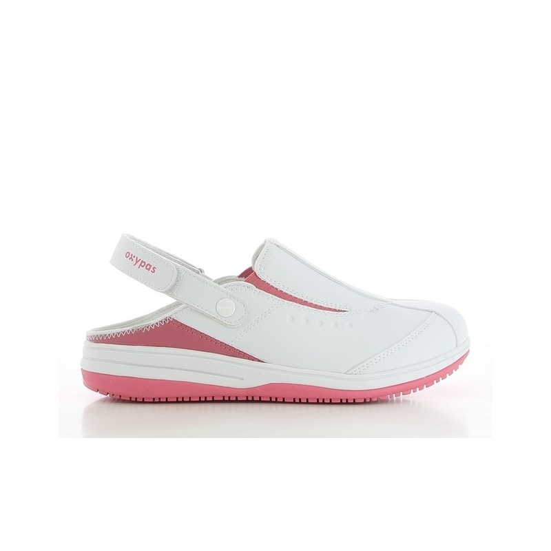 Chaussures Oxypas blanches homme PrHPkr1k