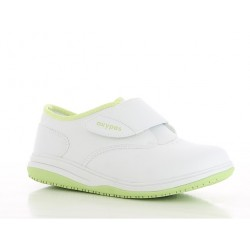 CHAUSSURES EMILY OXYPAS VERT