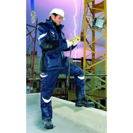 Pantalon de travail matelassé imperméable Frozen Marine by Cofra