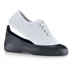 SURCHAUSSURES CREWGUARD ANTIDERAPANTES NOIR - SHOES FOR CREW