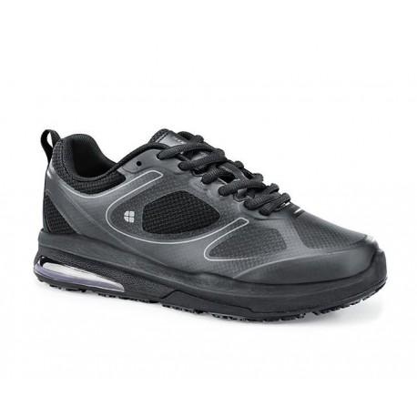 Chaussures de travail antidérapantes REVOLUTION Noires by Shoes for Crews