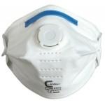 Demi-masque anti-poussières FFP3 Pliable