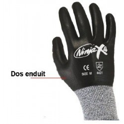 GANTS PROTECTION ANTI-COUPURES NINJA NX 430