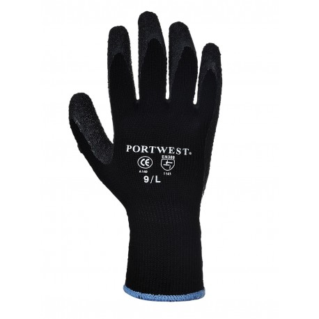 GANTS THERMAL GRIP NOIR A140 - PORTWEST