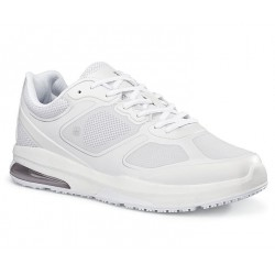 CHAUSSURES TRAVAIL ANTIDERAPANTES EVOLUTION BLANC - SHOES FOR CREW