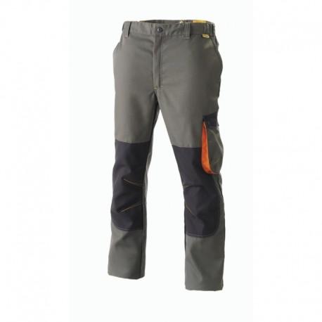 Pantalon de travail G-ROK gris by Molinel