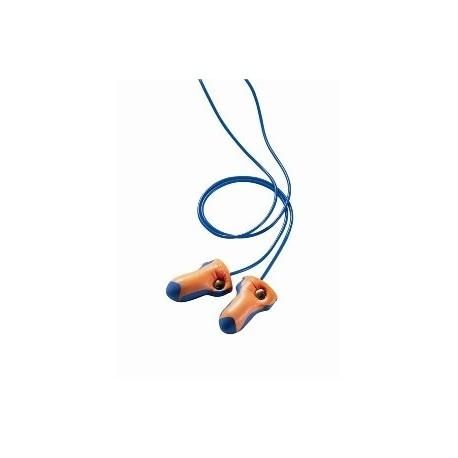 Bouchons antibruit réutilisable et détectable LASER TRAK by Honeywell
