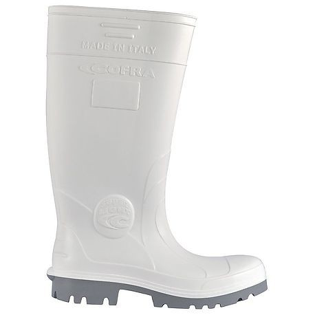 BOTTES GALAXY BLANCHES S4 - COFRA
