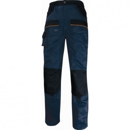 Pantalon de travail MACH2 Corporate Marine by Panoply