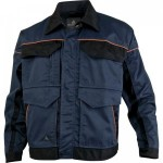Veste de travail MACH2 Corporate marine by Panoply / Delta Plus