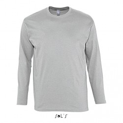 TEE-SHIRT M.LONGUES MONARCH 11420 - SOLS