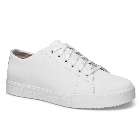 CHAUSSURES OLD SCHOOL BLANC F - 4154/37280