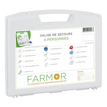 COFFRET LAVEOEIL FAR2015PP - FARMOR