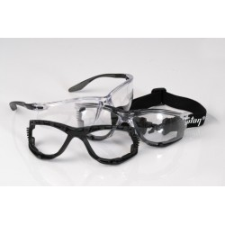 LUNETTES PROTECTION SEQUENCE INCOLORE - PIP