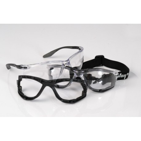 LUNETTES MASQUE SEQUENCE INCOLORE - PIP