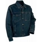Veste de travail BASEN en jeans by Cofra
