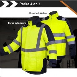 PARKA 4 EN 1 KITA - EPI CENTER