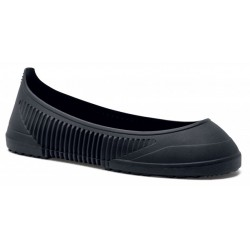 SURCHAUSSURES CREWGUARD STRETCH ANTIDERAPANTES NOIR - SHOES FOR CREWS