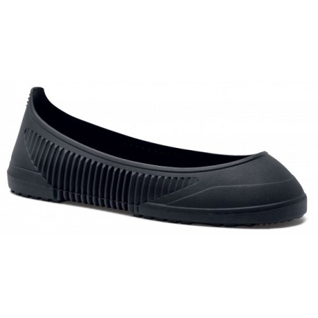 SURCHAUSSURES CREWGAURD STRETCH ANTIDERAPANTES NOIR - SHOES FOR CREWS