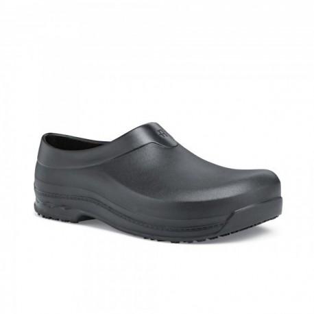 Mocassin de travail antidérapant FROGGZ PRO Noir by Shoes for crews