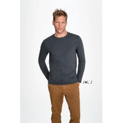 TEE-SHIRT IMPERIAL HOMME M.LONGUES 02074 - SOLS