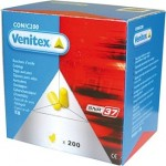 Boite de 200 bouchons antibruit CONIC 200 by Venitex